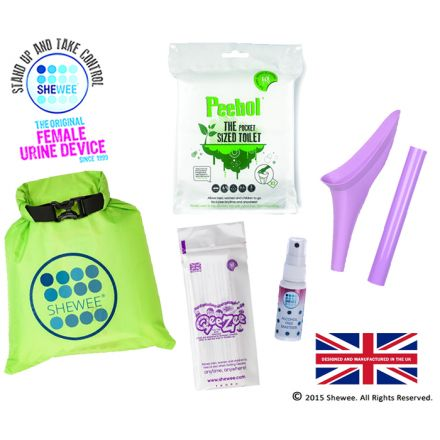 Shewee Flexi Travel Pack