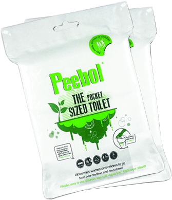 Peebol Portable Toilet